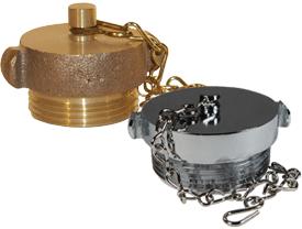 Brass Rocker Lug Plug