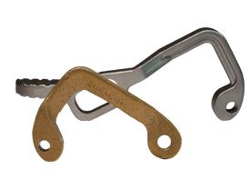 Locking Handle for Dixon® Cam & Groove Dust Caps