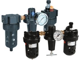 C11 Watts FRL's Compact Combination Unit