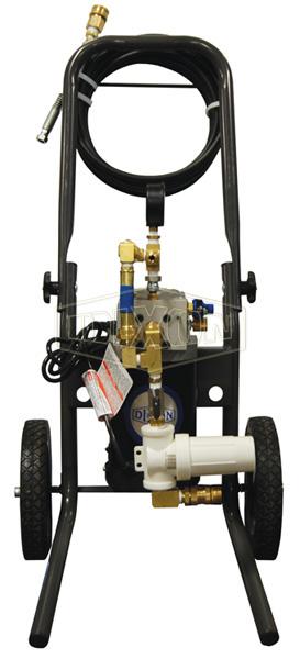 Electric Hydrostatic Test Pump