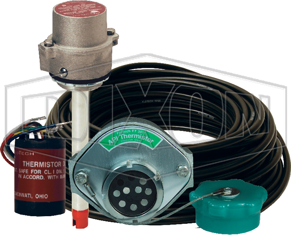Thermistor 2-Wire Overfill Package