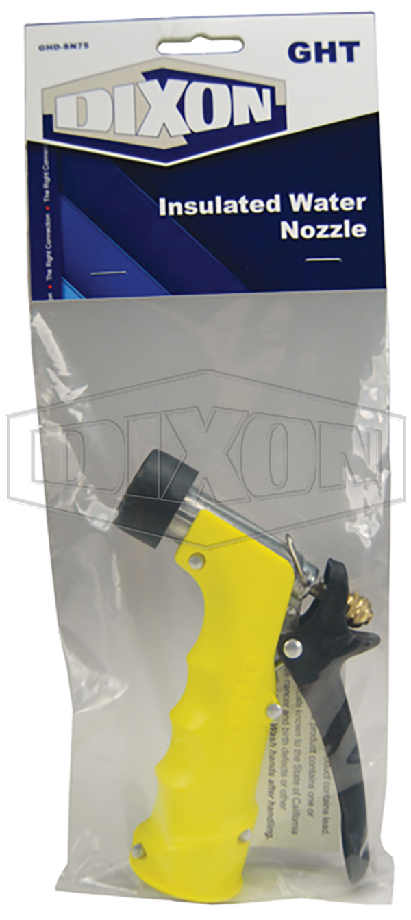 Insulated Water Nozzle - Retail Packaged