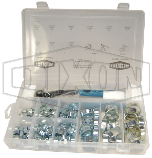 Pinch-On Clamp Service Kit - Retail Packaged