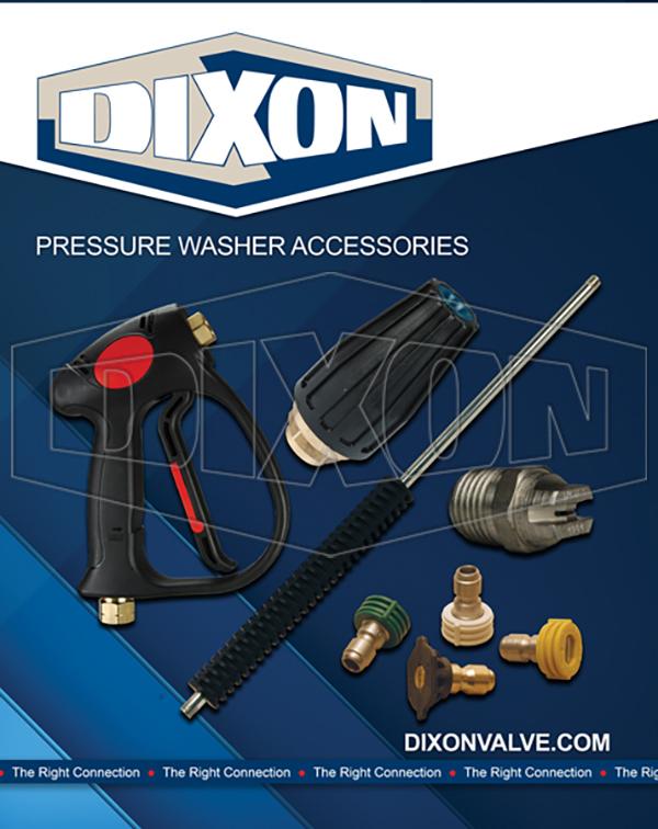 Dixon Store: Pressure Washer Poster