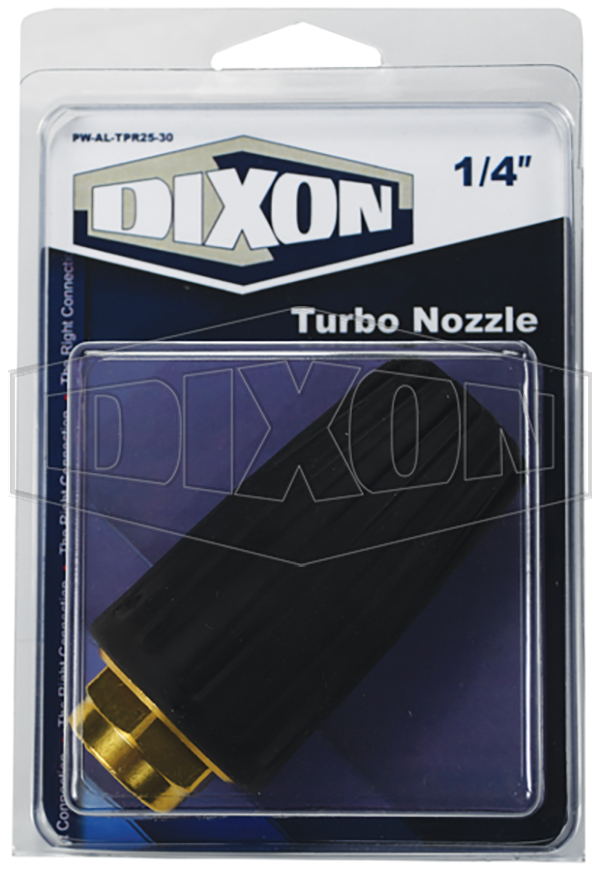 Turbo Nozzle - Retail Packaged