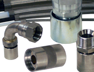 PTFE Hose and Fittings
